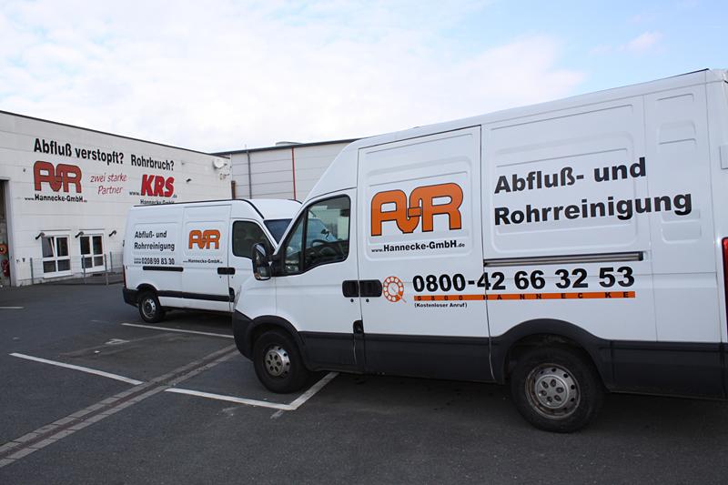 Oberhausen Rohrreinigung